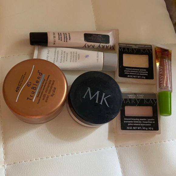 7 pc makeup bundle